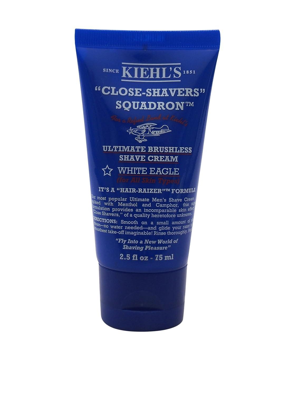 Kiehl's - Ultimate Brushless Shave Cream - White Eagle - 75ml/2.5oz Kiehl' s 0427905228702