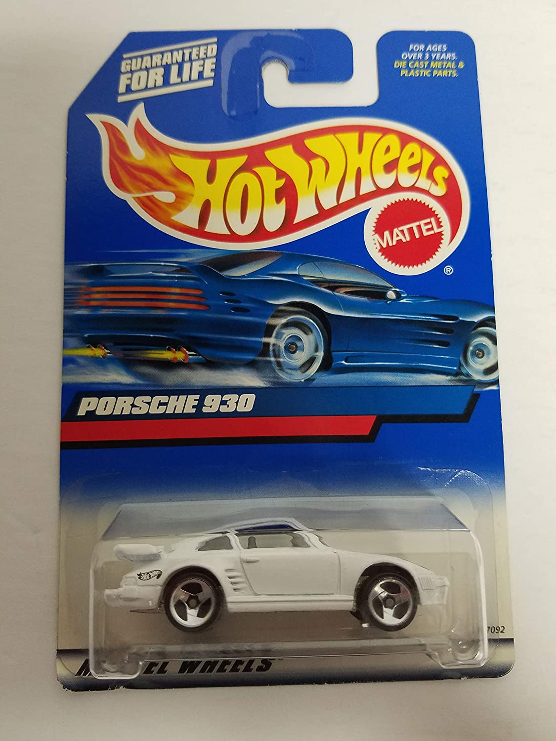 Porsche 930 Hot Wheels 2000 1/64 scale diecast car No. 125