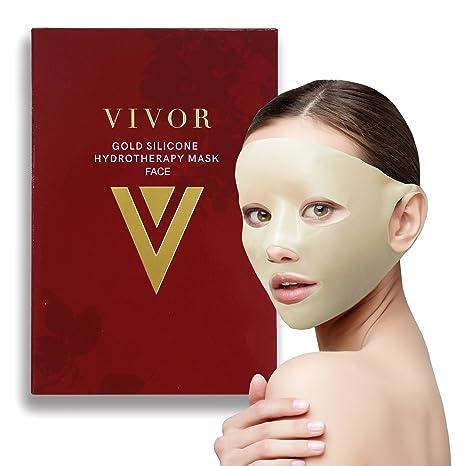 Review Vivor Gold Silicone Reusable