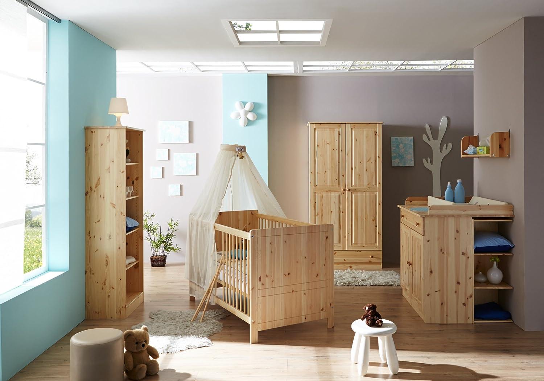 Babyzimmer möbel natur  TICAA Babyzimmer