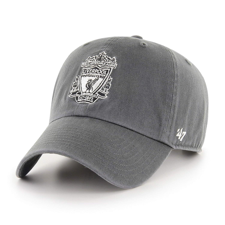 272eaeb107e 47 Liverpool FC CLEAN UP Cap - Cotton Blend Unisex Premier League Baseball  Cap Premium Quality Design and Craftsmanship by Generational Family  Sportswear ...