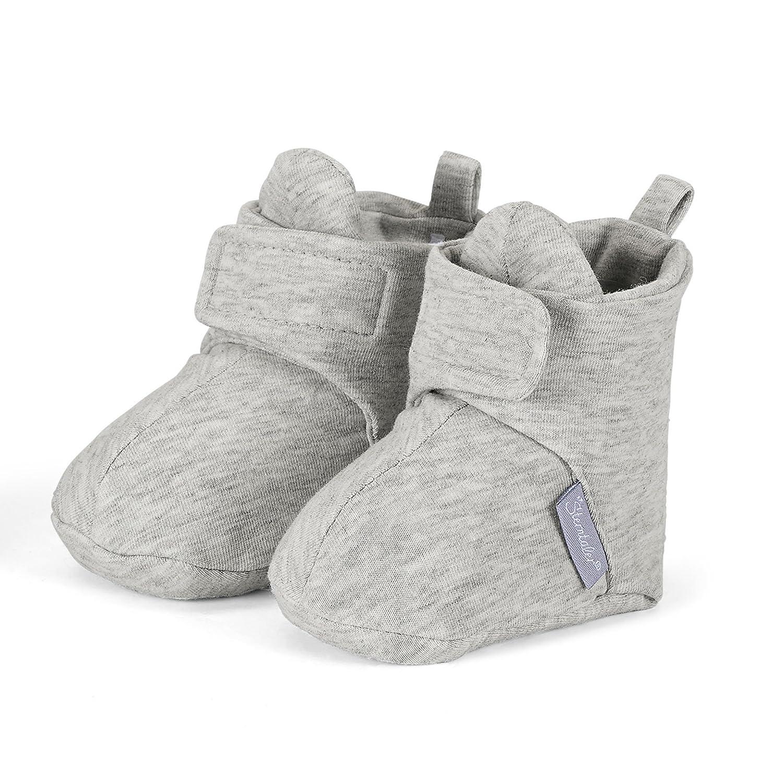 Sterntaler Unisex Baby-Schuh Krabbel-& Hausschuhe 5101600