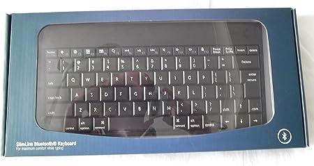 CnM – Teclado Bluetooth Negro Apto Para Todos Los Tipos De ...
