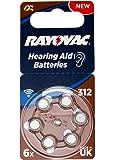 Varta 12460710 - Pilas de botón (1.4 V, 180 mAh, 6 unidades)