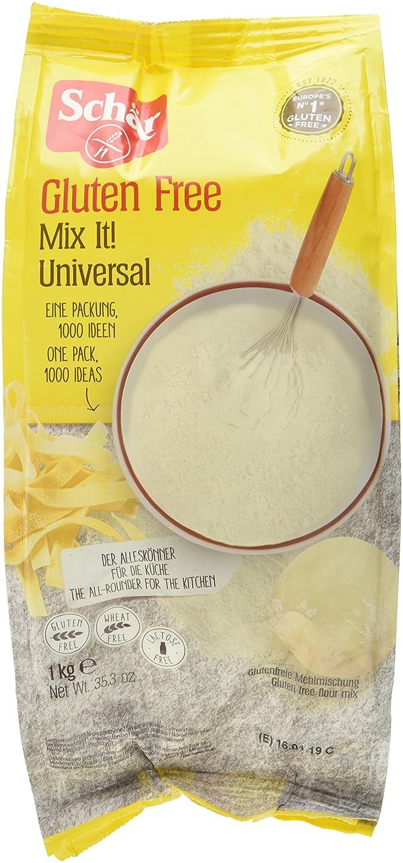 SCHÄR Mix It Universal, 5er Pack (5 x 1 kg): Amazon.de: Lebensmittel ...