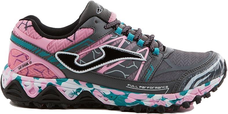 Zapatillas Joma Sierra II para Mujer 712 Gris (41): Amazon.es: Zapatos y complementos