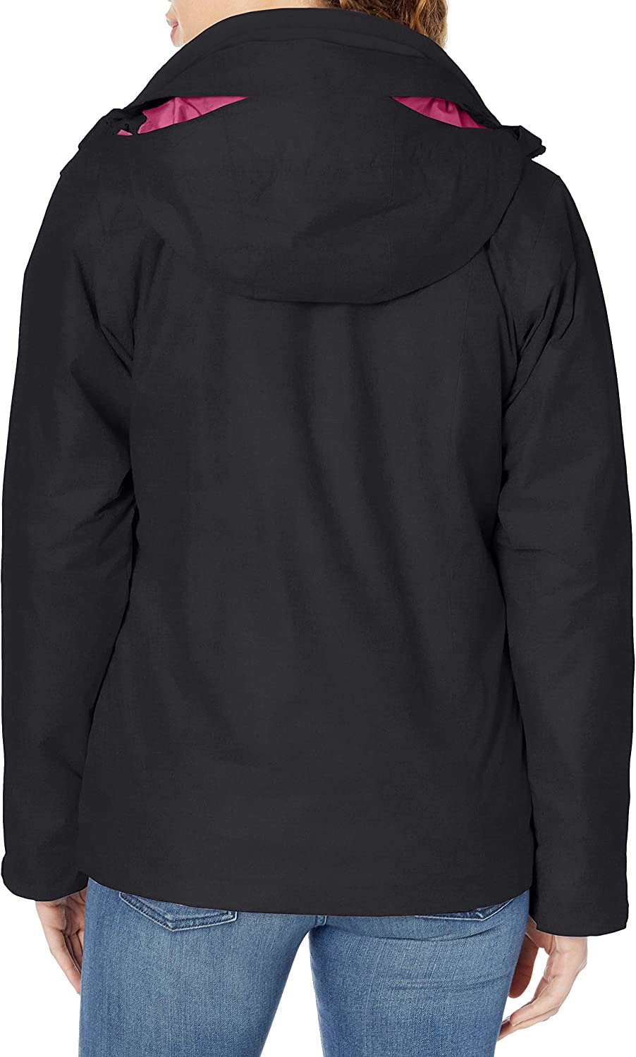 Columbia womens Ruby River Interchange Jacket Insulated Jacket