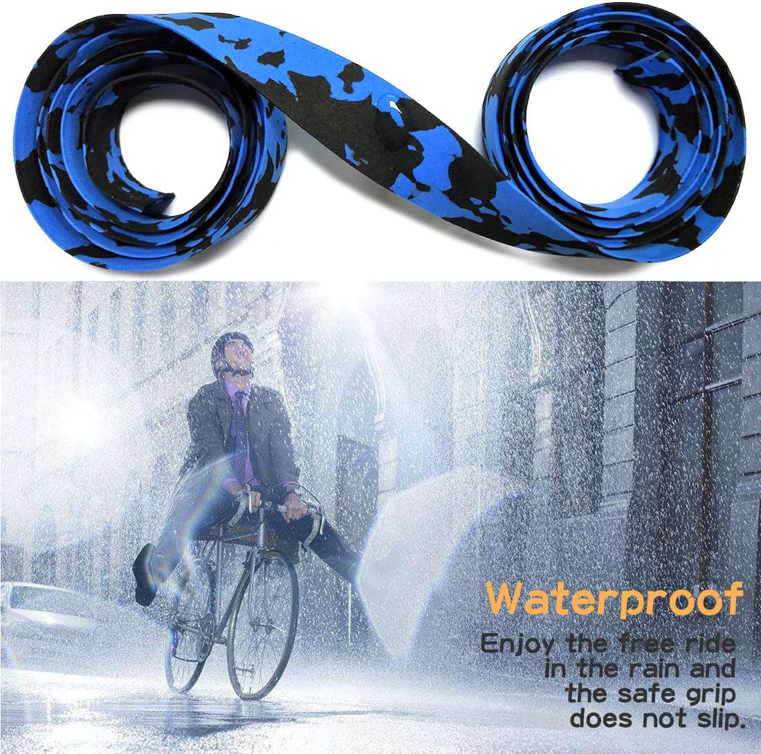 Dark Blue Light Blue /& White Plaid Skinny Tie