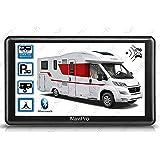 GPS Camping Car 7 Pouces HD Europe Gratuite A Vie