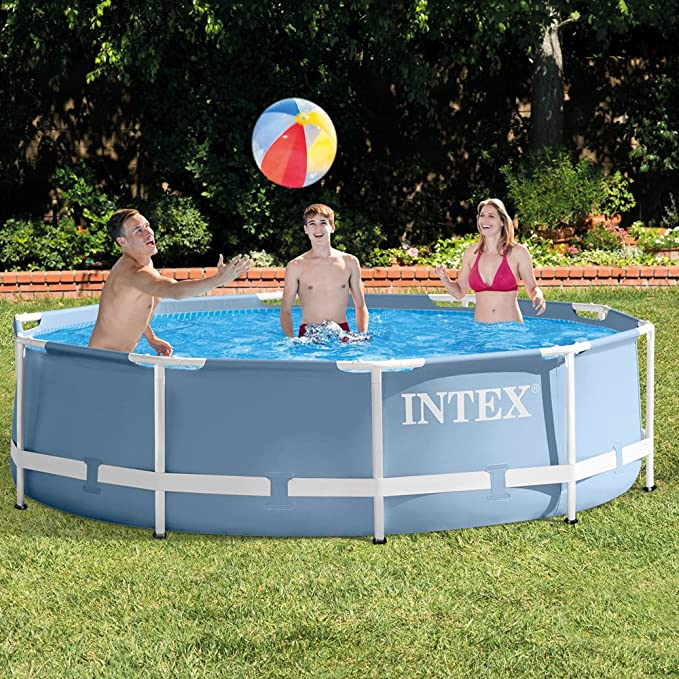 Intex 28700NP - Piscina desmontable Prisma Frame 305 x 76 cm ...