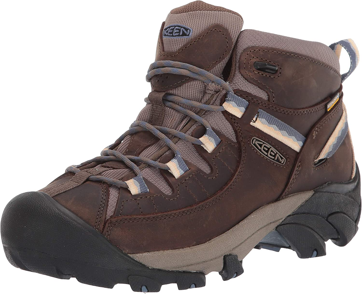 KEEN Women's Targhee 2 Mid Wp Hiking Boot