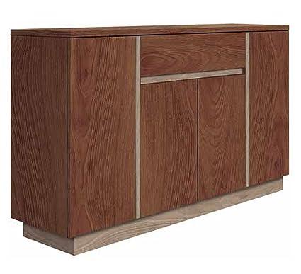 Mueble aparador para comedor. Fabricado a mano en España con madera ...