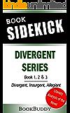Book Sidekick - Divergent Series (Divergent, Insurgent, Allegiant) (Unofficial)