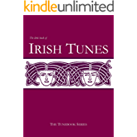 The Little Book Of Irish Tunes (Tunebook Series 1) book cover