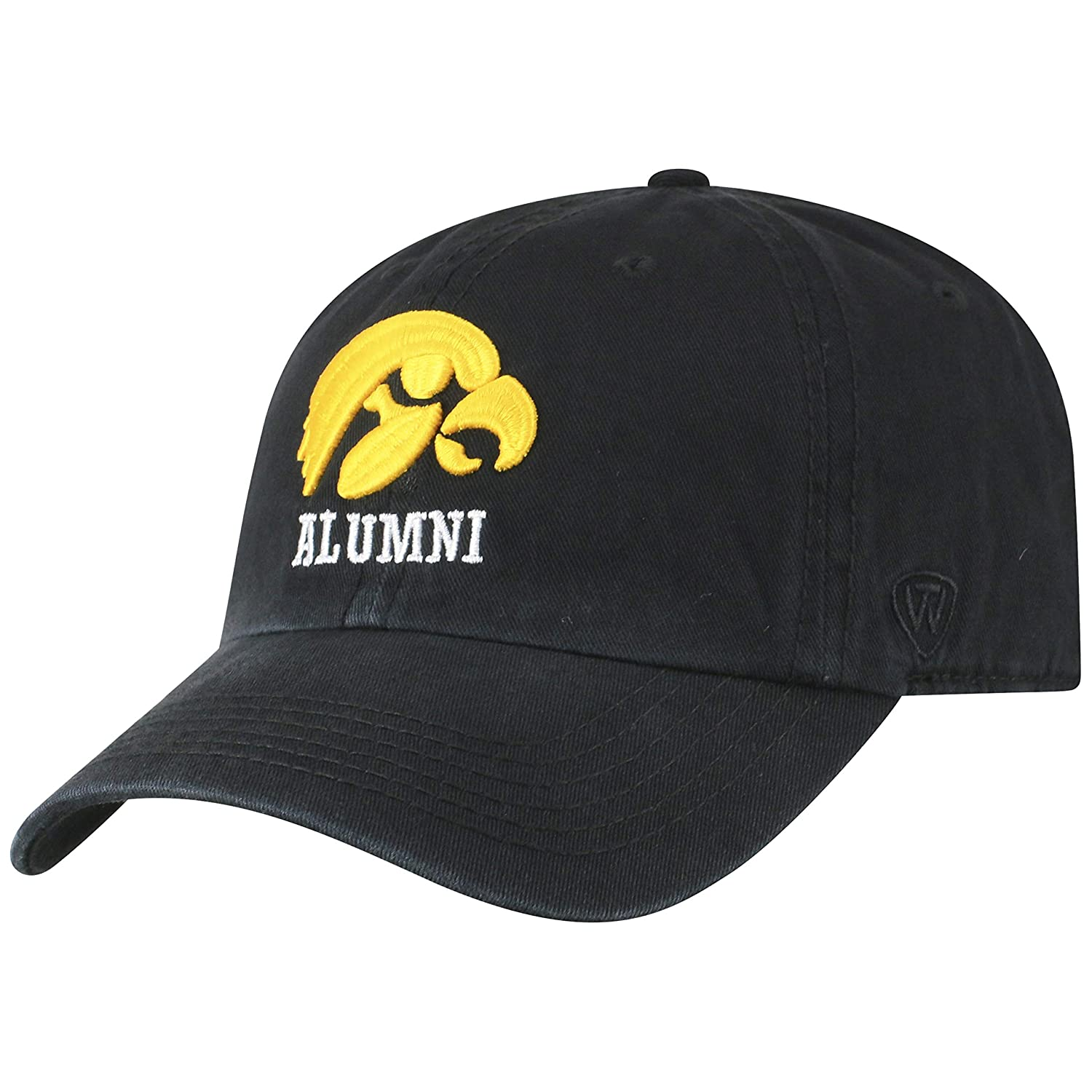 Top of the World Men's Relaxed Fit NCAA Alumni Cotton Crew Hat Cap