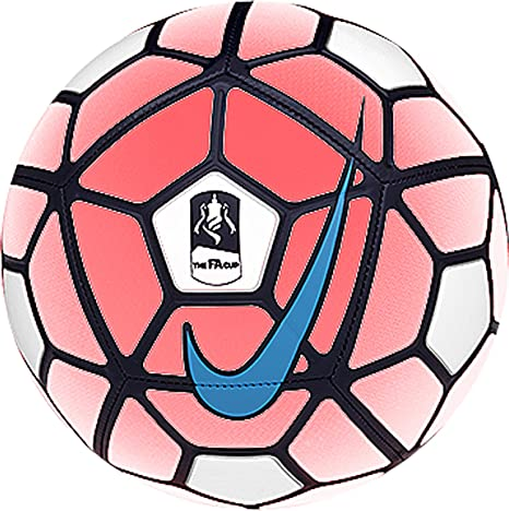Nike Skills FA Cup - Balón Unisex, Color Naranja/Blanco/Azul ...