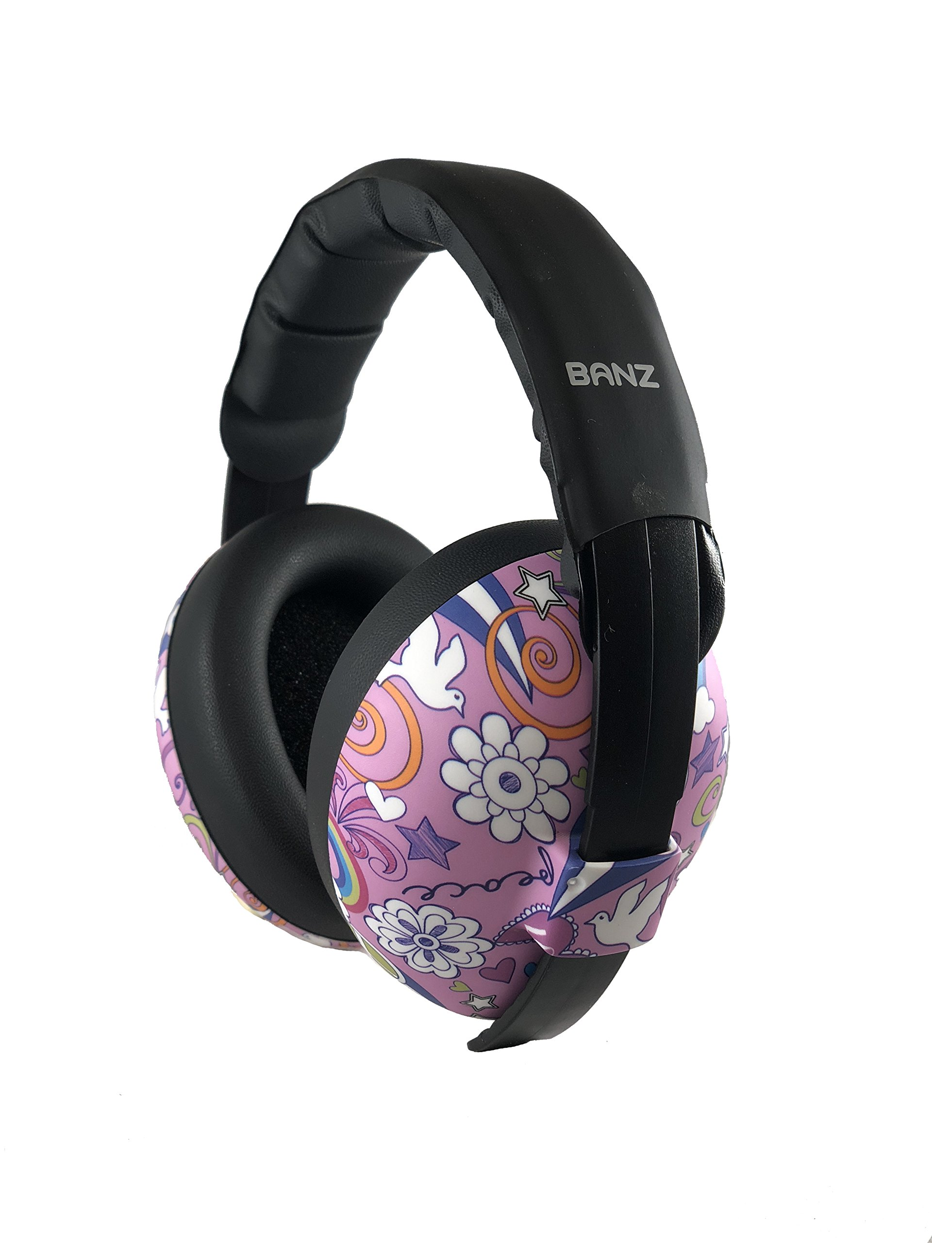 4642eb9b76 Amazon.com   BANZ Earmuffs Infant Hearing Protection - Ages 0-2 Years - The  Best Earmuffs for Babies   Toddlers - Industry Leading Noise Reduction  Rating ...