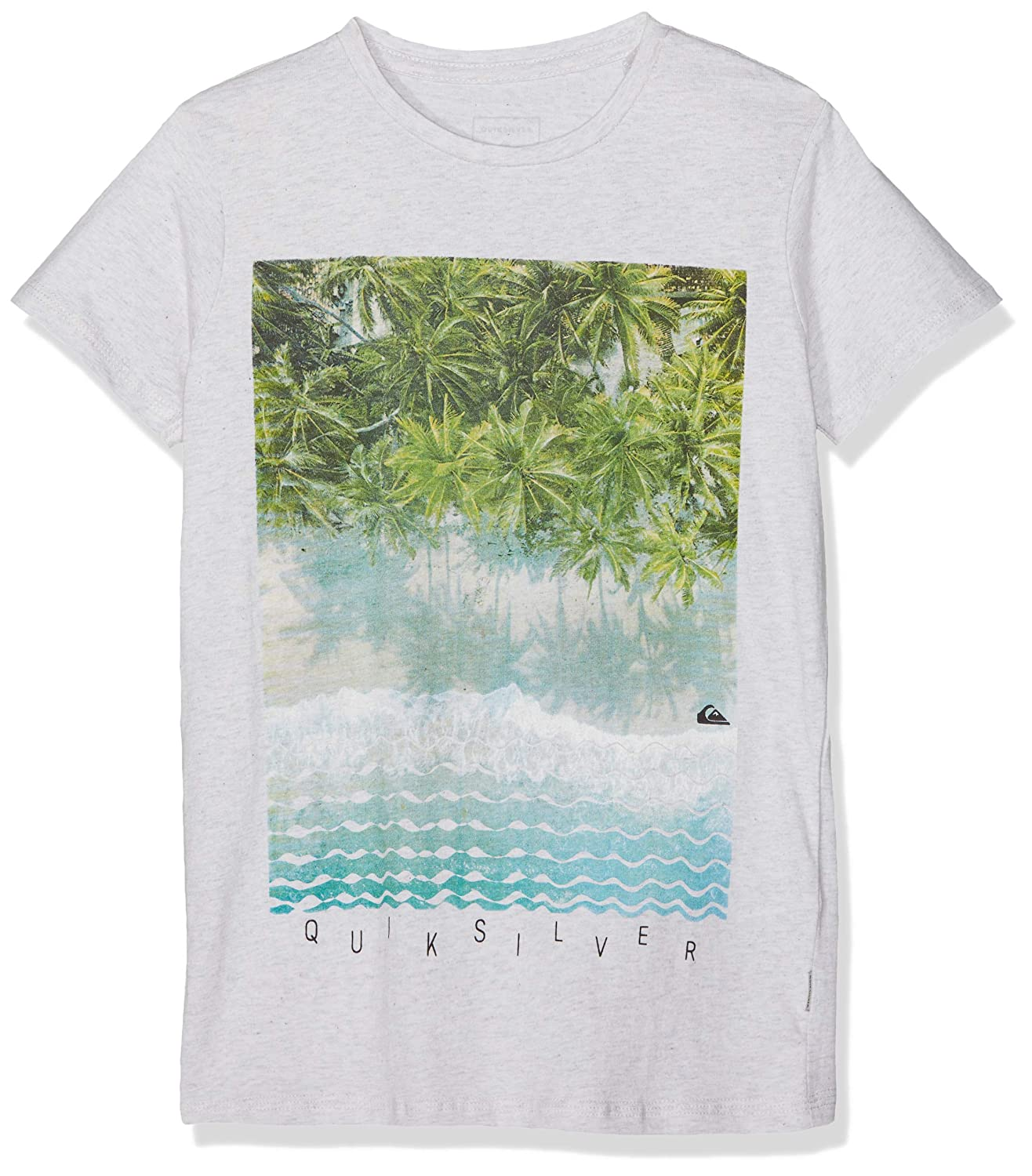 Quiksilver Perth Or Bust Tee-Shirt Bambino