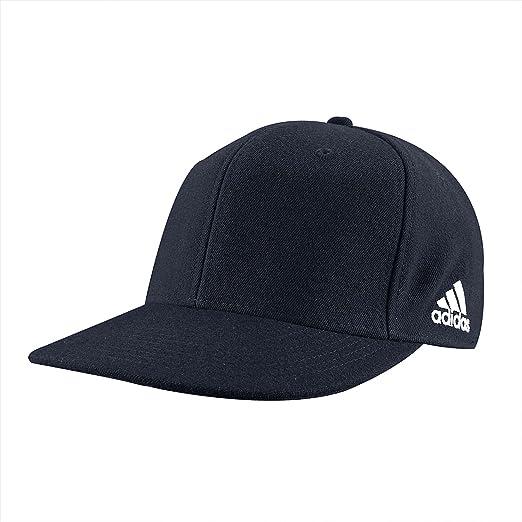 ab0df3c757c adidas Flat Visor Flex Cap at Amazon Men s Clothing store