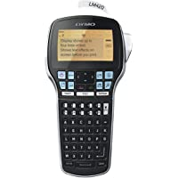 $28 » Label Maker with Adapter   LabelManager 420P High-Performance Label Maker,…