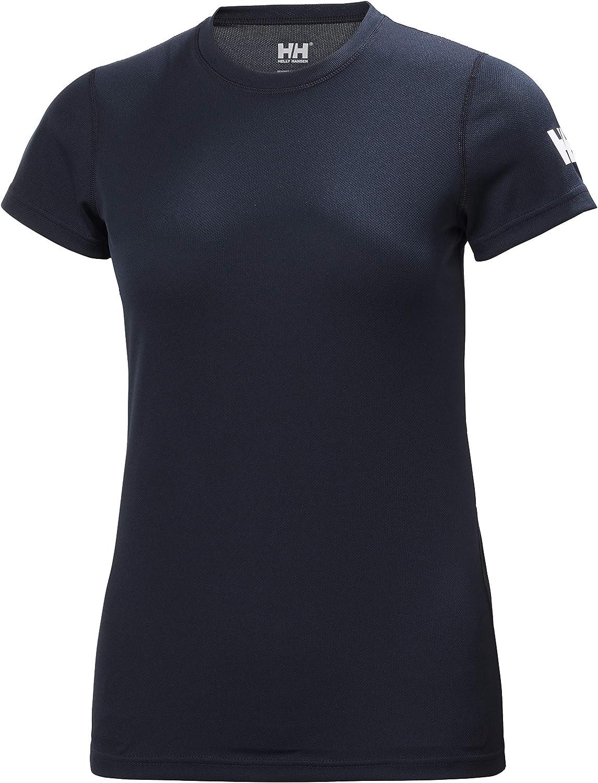 M Navy Helly Hansen Womens W HH Tech T-Shirt