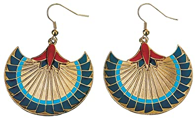 Amazon.com: Papyrus Earrings - Collectible Jewelry Accessory ...