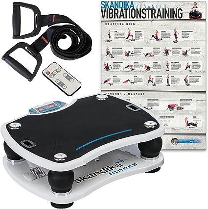 M Bianco Skandika Home Vibration Plate 500/Pedana Vibrante