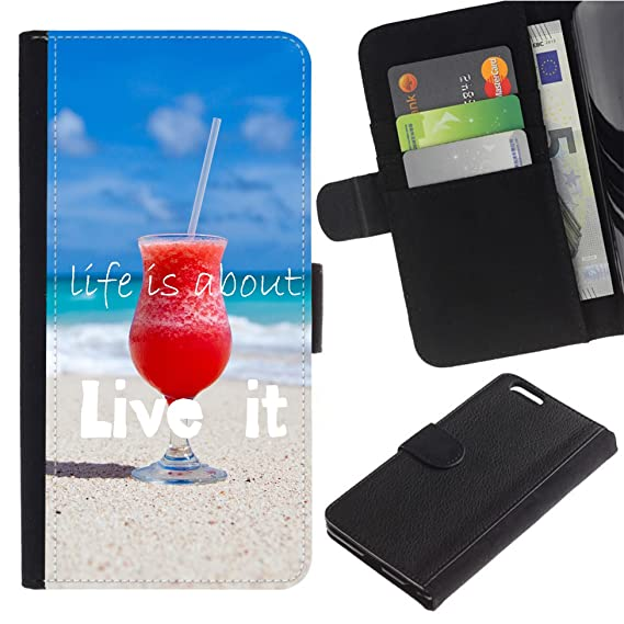 Amazon com: [Life is About Live It/Have A Drink] for