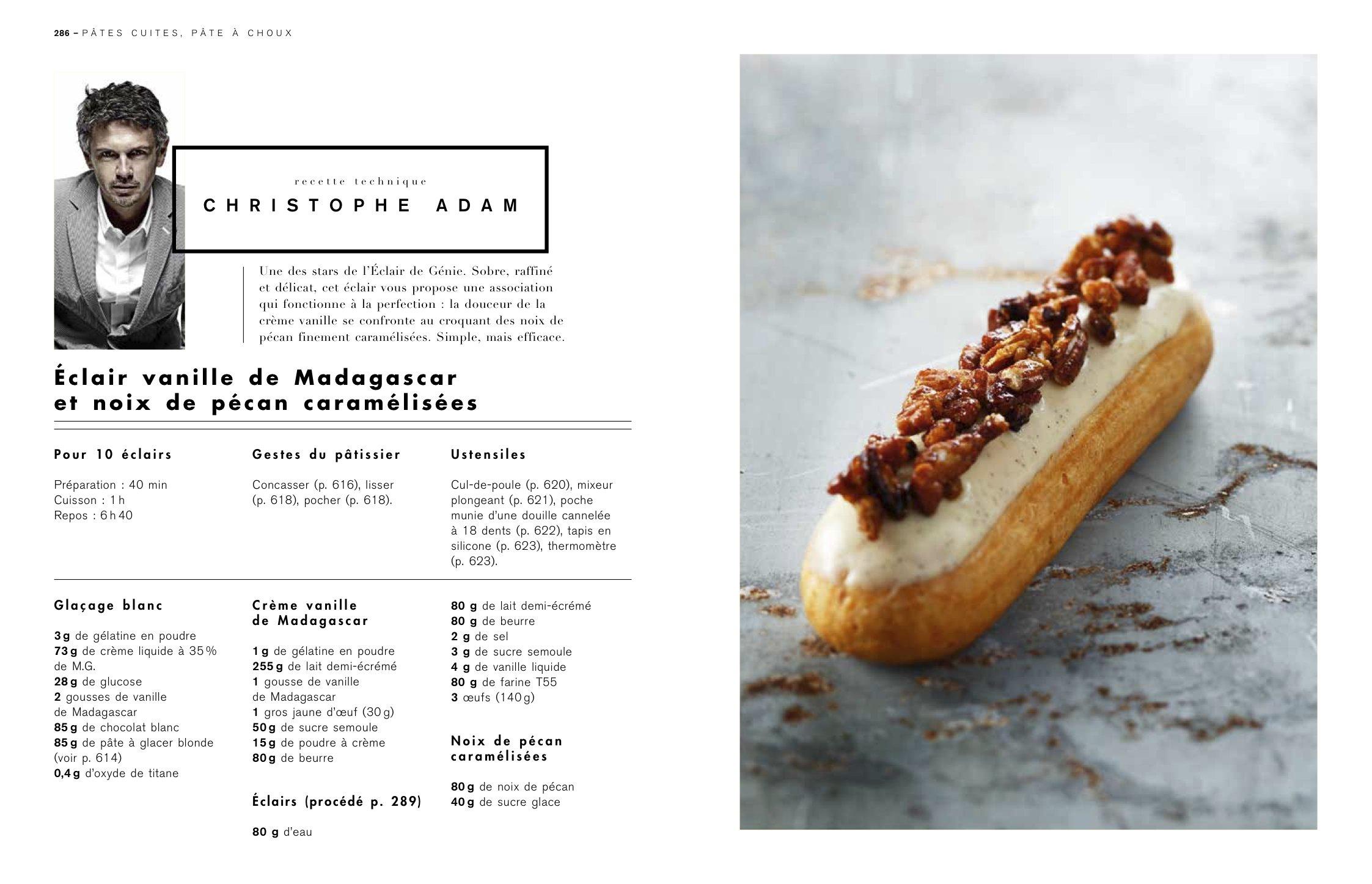 Creative more inc secrets de p tissiers - Livre cuisine michalak ...