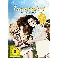 Immenhof - Die 5 Originalfilme (digital restauriert, 3 Discs)