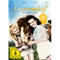Immenhof - Die 5 Originalfilme (digital restauriert, 3 Discs)