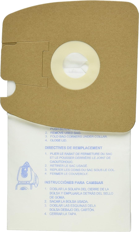 EnviroCare Eureka Style MM Micro-Filtration Vacuum Bags - 9 Pack