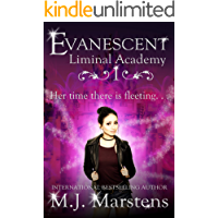 Evanescent: (A Reverse Harem Fantasy) (Liminal Academy Book 1)