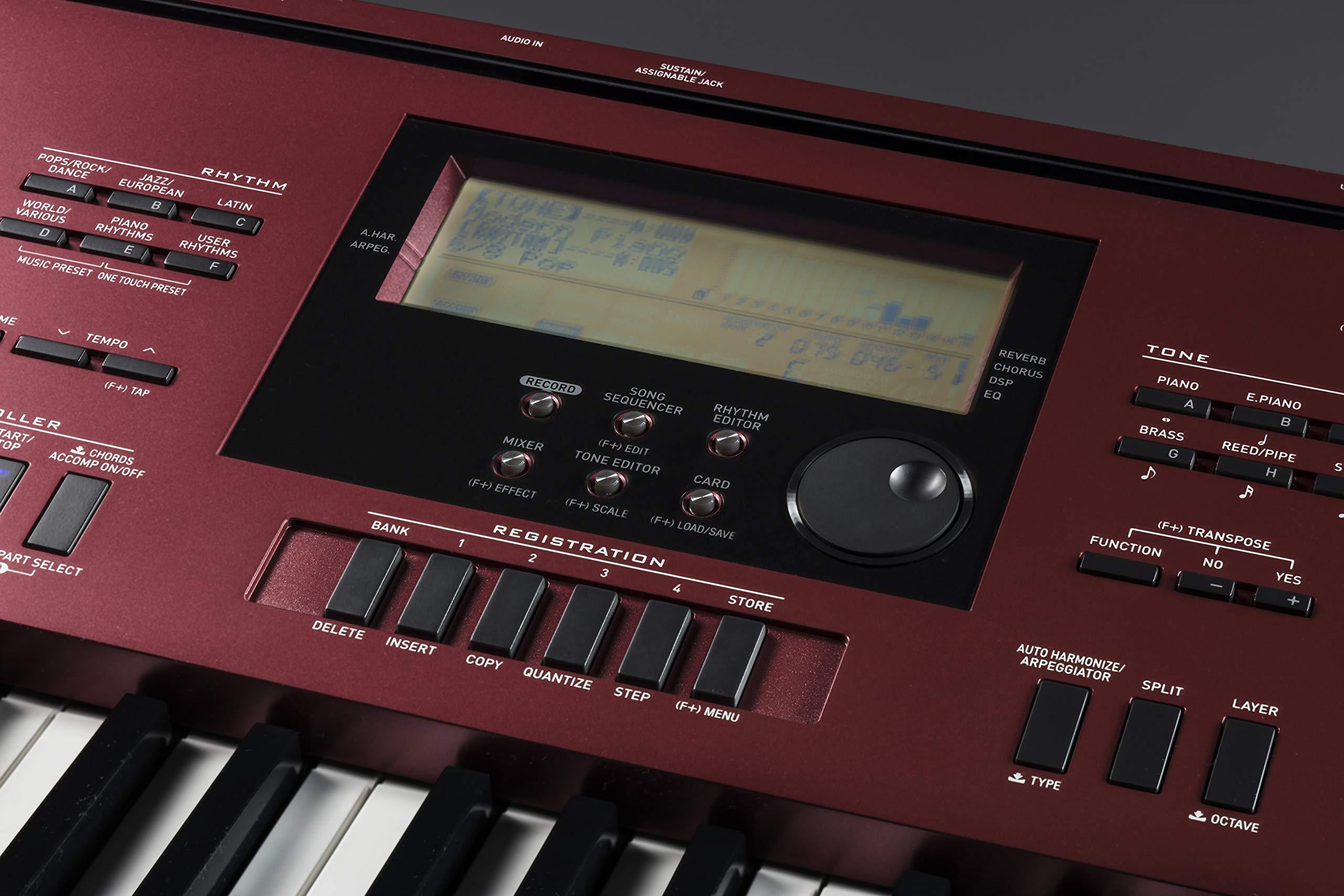 Casio CTK-6250 61-Key Keyboard with Power Supply by Casio (Image #2)