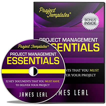 Amazon.com: SAVES TIME & EFFORT with PROJECT TEMPLATES® 52 ...