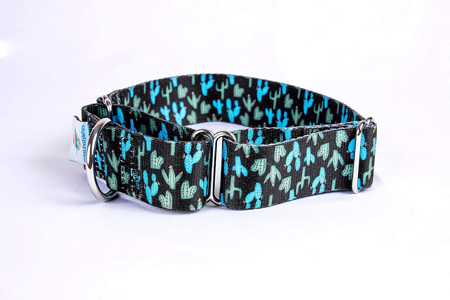 Alpha Lifestyle Pets Martingale Collar