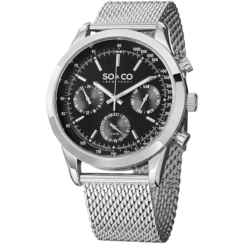 SO&CO NEW YORK GP15211 Multifunctionwatch WATCH