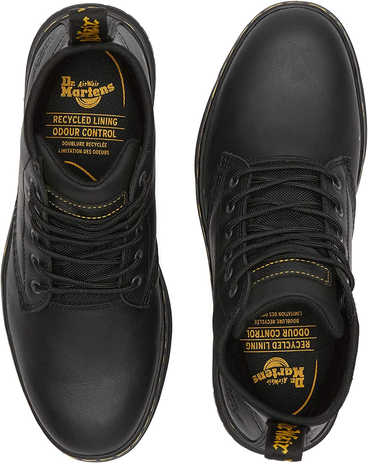 Mens Amwell Slip Resistant Service Boots Dr Martens