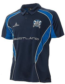Olorun Camiseta de rugby para Escocia de fans, Polo, tamaños S - 4 ...