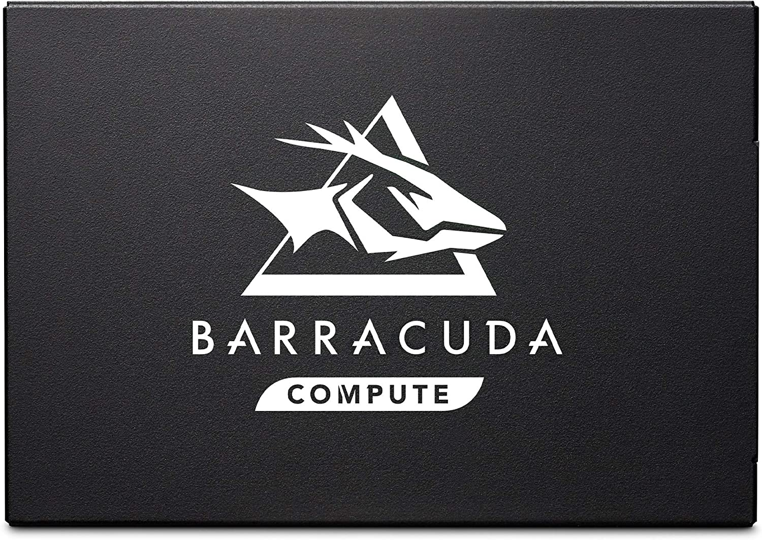 Seagate BarraCuda Q1 SSD 480GB Internal Solid State Drive – 2.5 Inch SATA 6Gb/s for PC Laptop Upgrade 3D QLC NAND (ZA480CV1A001)