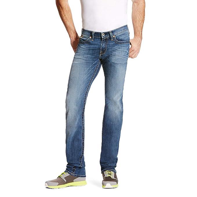 Amazon.com: Ariat 10021911 - Pantalones vaqueros para hombre ...
