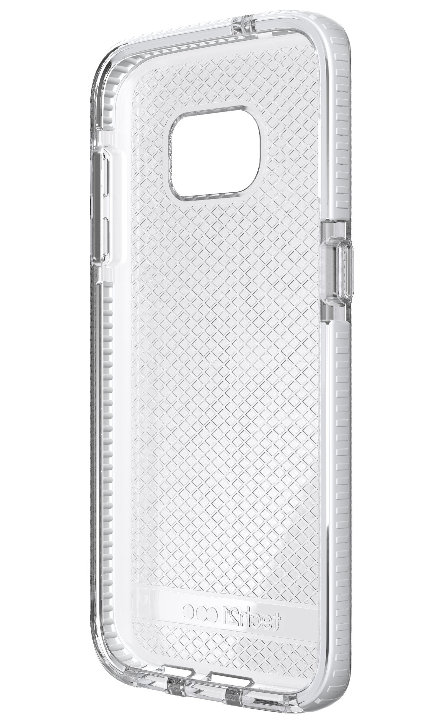 Tech21 Evo Check Case for Galaxy S7 - Clear/White by tech21 (Image #7)