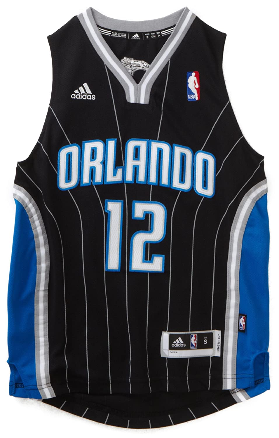 NBA Orlando Magic Dwight Howard Swingman - Camiseta alternativa - R28E3Mmd Youth, Infantil, R-28E3M-MD, negro, Youth M: Amazon.es: Deportes y aire libre