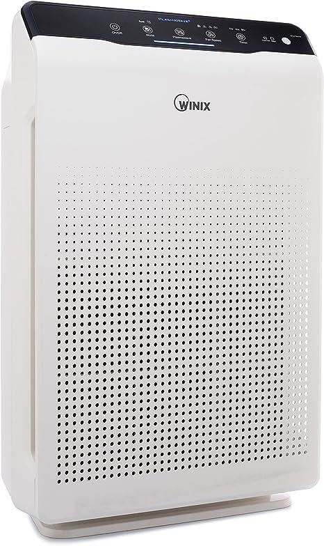Winix Zero Purificador de Aire. Purificador de Aire para Reducir Virus, Bacterias y Alérgenos, con Filtro True HEPA (99,97%) y Tecnología PlasmaWave. hasta 99m² y CADR de 390m³/h.: Amazon.es: Hogar