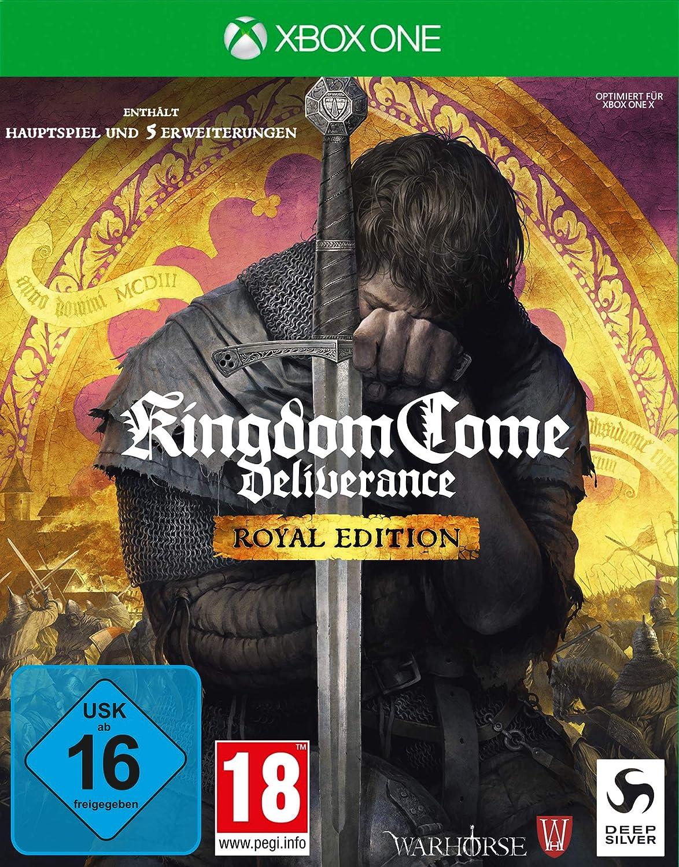 Kingdom Come Deliverance Royal Edition Xbox One Amazon De