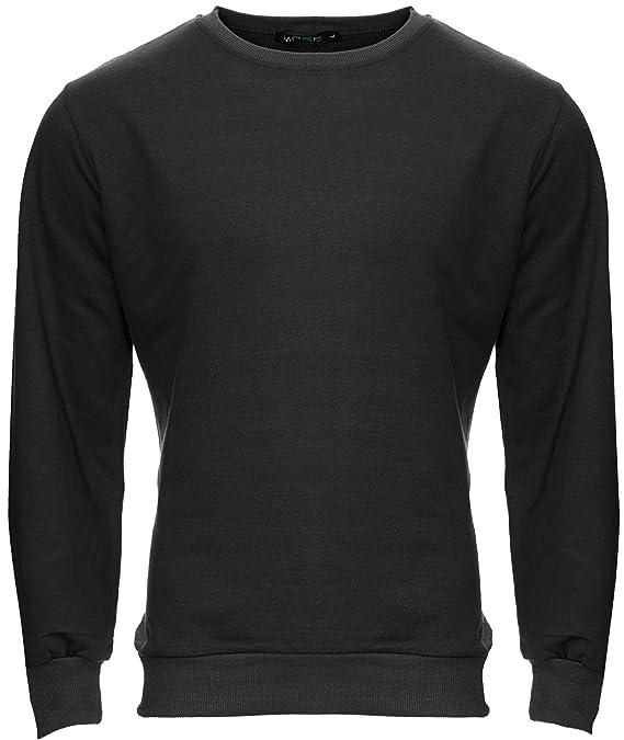 Merish Herren Pullover Basic Sweater Unisex Modell 220: Amazon.de:  Bekleidung
