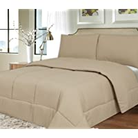 Sweet Home Collection 1PC-29-F-MNT Luxurious Down Alternative Brushed Microfiber Comforter,Mint,Full