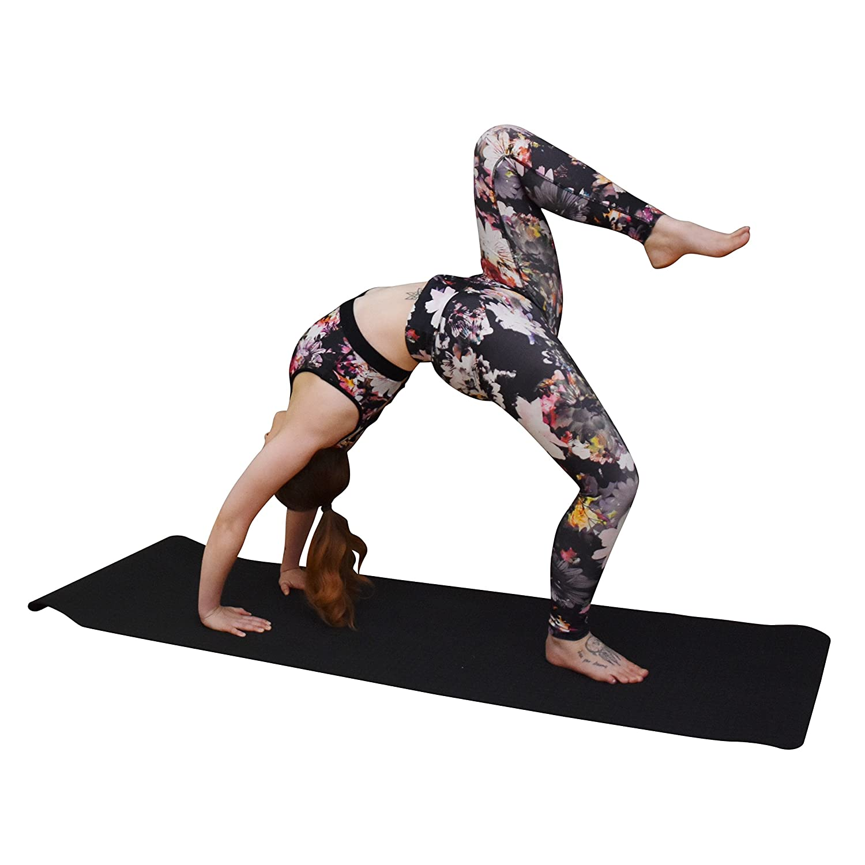 Blue Dove - Alfombrilla Antideslizante para Yoga, respetuosa ...