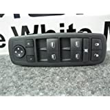 NITRO LIBERTY JOURNEY DRIVER DOOR MASTER WINDOW MIRROR SWITCH 10 GANG JPD MOPAR