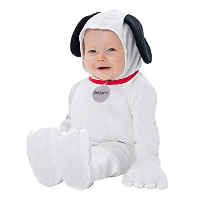 Palamon Baby's Peanuts Snoopy Costume: Clothing